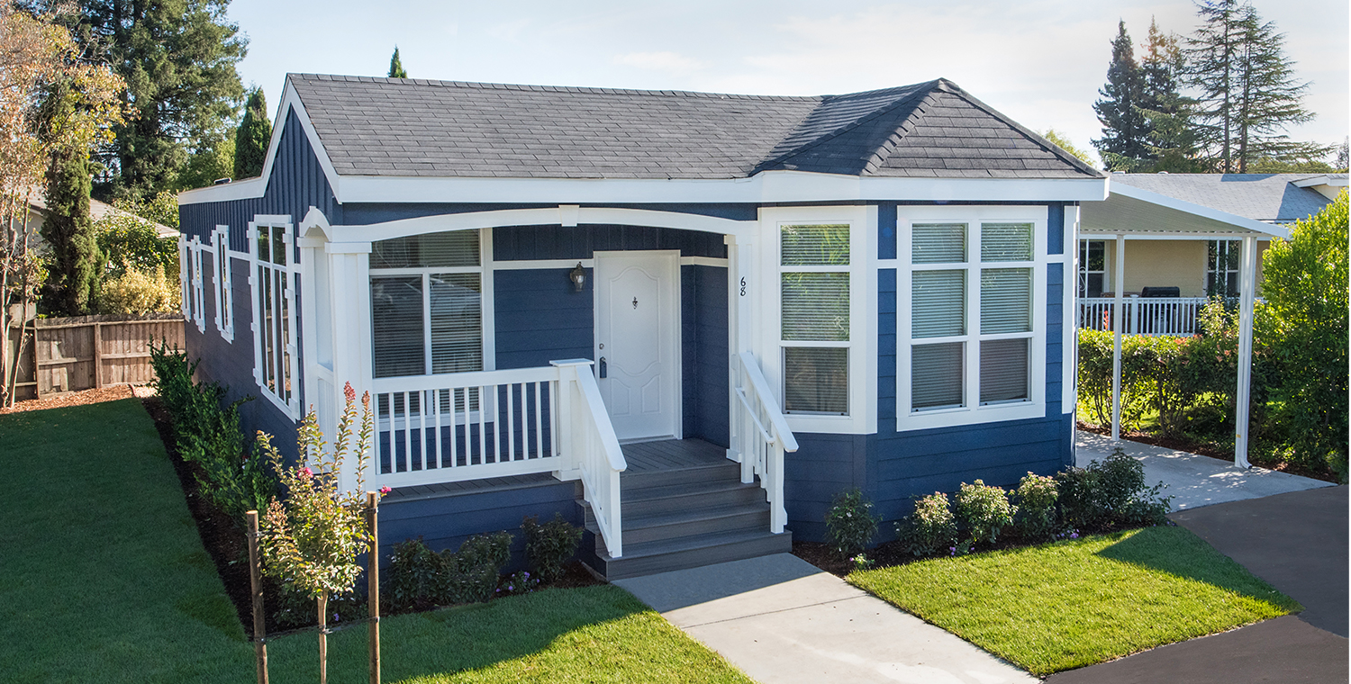 Cottages of Petaluma Manufactured Home