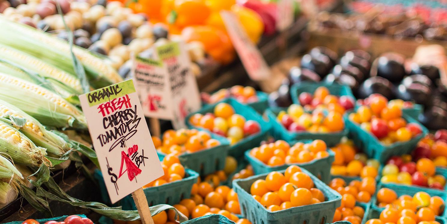 Sonoma County Farmers Market