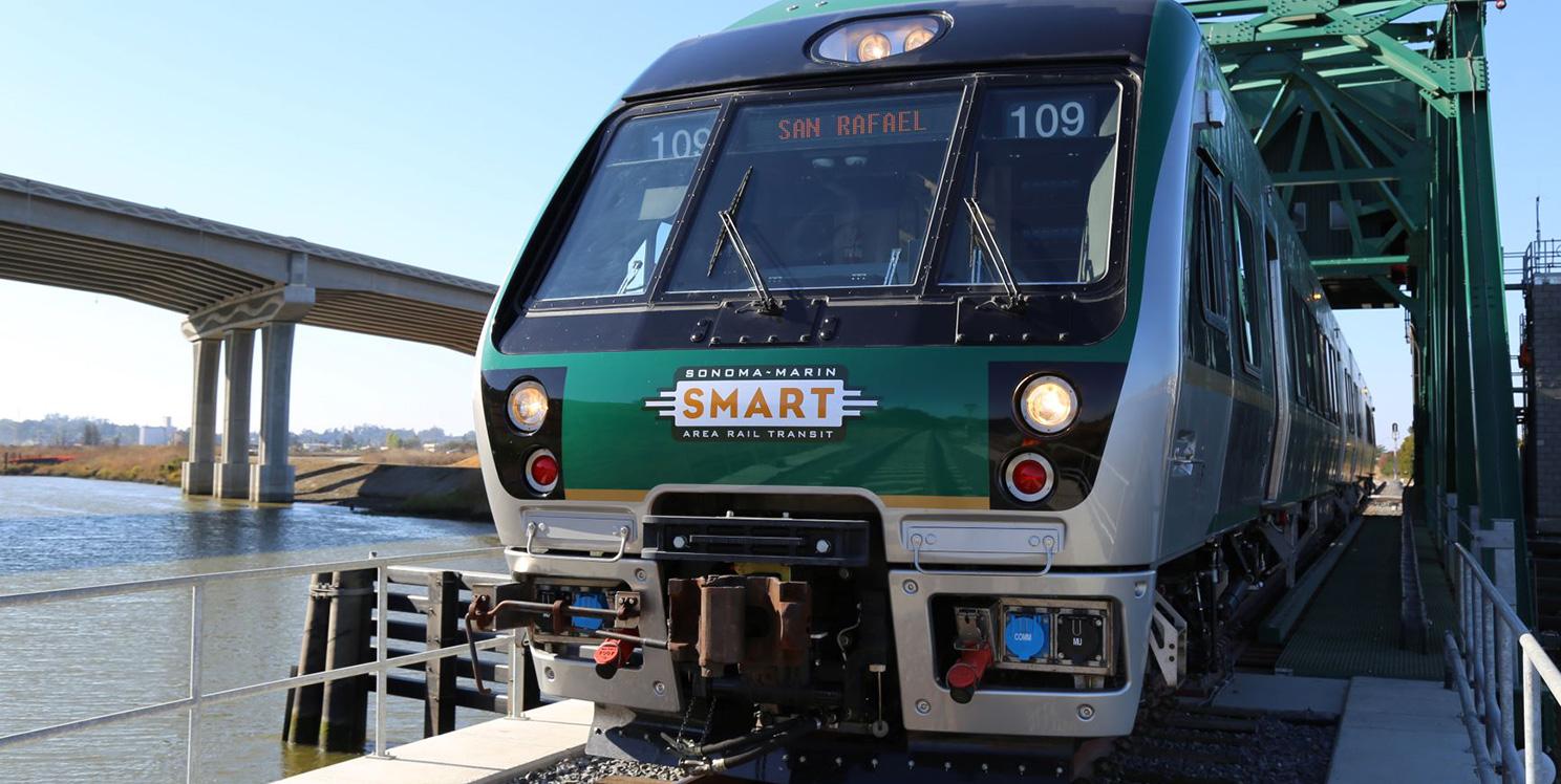 SMART Train Marin
